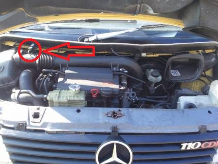 110CDI Teperature gauge and Cooling fan Problem - Mercedes-Benz Forum